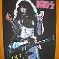 """KISS """"Crazy Nights tour - Paul Stanley"""" backpatch - FOR SALE"""