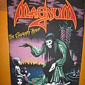 """Magnum - Patch - MAGNUM """"The Eleventh Hour"""" backpatch"""