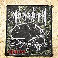 MORGOTH Odium original woven patch