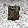 Iron Maiden - Pin / Badge - IRON MAIDEN Somewhere In Time vintage enameled pin