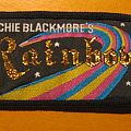 """RAINBOW """"Down To Earth"""" patch"""