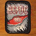 AC/DC The Razors Edge original printed patch