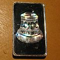 "AC/DC ""Hell's Bell"" vintage prismatic metal badge/brooch *SOLD*"