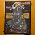 "SODOM ""Persecution Mania"" original patch"