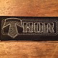 THOR logo embroidered bootleg mini-strip