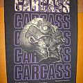 "Carcass - Patch - CARCASS ""Necroticism"" original backpatch"