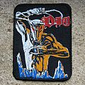 DIO Holy Diver / Murray vintage printed patch