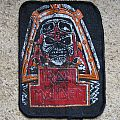 IRON MAIDEN Aces High vintage printed patch