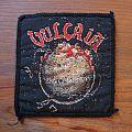 Vulcain - Patch - VULCAIN Rock'N'Roll Secours original woven patch (black border)