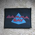 Gamma Ray - Patch - GAMMA RAY Heading For Tomorrow logo original woven patch