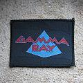 GAMMA RAY Heading For Tomorrow logo original woven patch