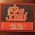 "SATAN JOKERS ""Pall Mall"" original printed patch"