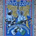 STATUS QUO 50 years of rocking! official woven patch