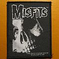 """Misfits - Patch - MISFITS """"Cuts From The Crypt's skull"""" official patch"""