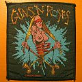 "GUNS N' ROSES ""Pretty Tied Up"" original patch *SOLD*"