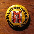 """Michael Schenker Group - Other Collectable - MICHAEL SCHENKER GROUP """"The Michael Schenker Group"""" logo vintage prismatic..."""