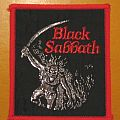 Black Sabbath - Paranoid Vintage Woven Patch