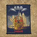 U.D.O. Timebomb original woven patch