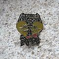 METALLICA Sad But True vintage enameled pin Pin / Badge