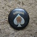 MOTÖRHEAD Ace Of Spades vintage button Pin / Badge