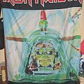 IRON MAIDEN Aces High vintage poster flag Other Collectable