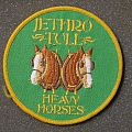 JETHRO TULL Heavy Horses original embroidered patch
