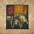 SKID ROW Slave To The Grind original woven patch