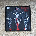 MERCYFUL FATE Nuns Have No Fun original woven patch (black border)