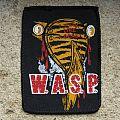 W.A.S.P. I F**k Like A Beast vintage printed patch
