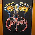 "OBITUARY ""The End Complete"" original backpatch *SOLD*"