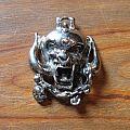 MOTÖRHEAD Snaggletooth vintage cast metal pendant Other Collectable