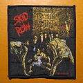 "SKID ROW ""Slave To The Grind - cover"" original patch"