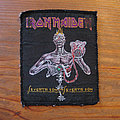 IRON MAIDEN Seventh Son Of A Seventh Son original woven patch