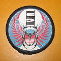 """Journey - Patch - JOURNEY """"winged scarab logo"""" circle patch"""