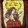 DIO Egypt vintage printed patch