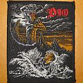 "DIO ""Holy Diver"" original patch"