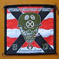 S.O.D. - Patch - S.O.D. Stormtroopers Of Death / Speak English Or Die original woven patch (1990...