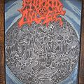 Morbid Angel - Patch - MORBID ANGEL Altars Of Madness original backpatch