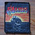 SAXON Nightmare original woven patch