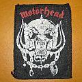 MOTÖRHEAD Snaggletooth vintage printed patch
