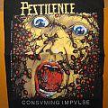 """PESTILENCE """"Convming Impvlse"""" original backpatch (for stillthrashed)"""