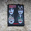 KISS Dynasty original woven patch