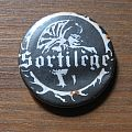 Sortilege - Other Collectable - SORTILEGE s/t original button