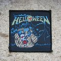HELLOWEEN s/t EP original patch