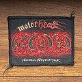 Motörhead - Patch - MOTÖRHEAD Another Perfect Tour original woven patch