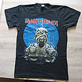 IRON MAIDEN original World Slavery Tour '84-'85 (Europe & UK leg) t-shirt