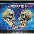 METALLICA Sad But True original glossy poster Other Collectable