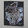 Asphyx - Patch - ASPHYX Crush The Cenotaph original woven patch
