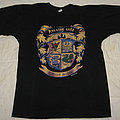 Running Wild - TShirt or Longsleeve - RUNNING WILD Blazon Stone Tour 1991 original t-shirt