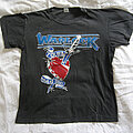 Warlock - TShirt or Longsleeve - WARLOCK True As Steel Tour '86 t-shirt